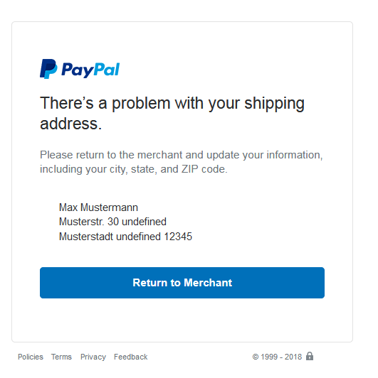 Extensions paypal ratenzahlung
