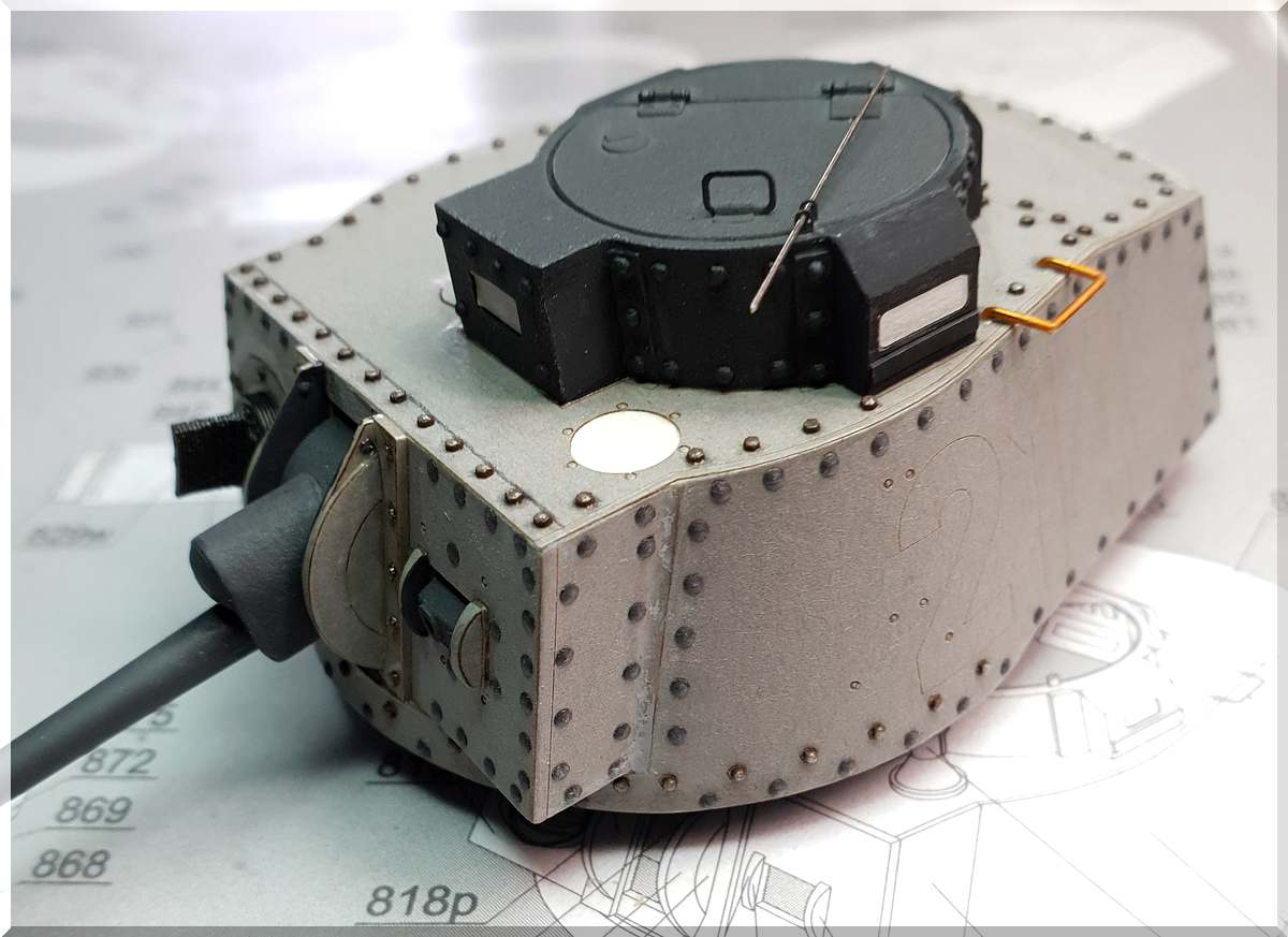 PzKpfw 38(t), model-hobby / Weapons of WWII, 1:25 - Seite 3 Bild_112