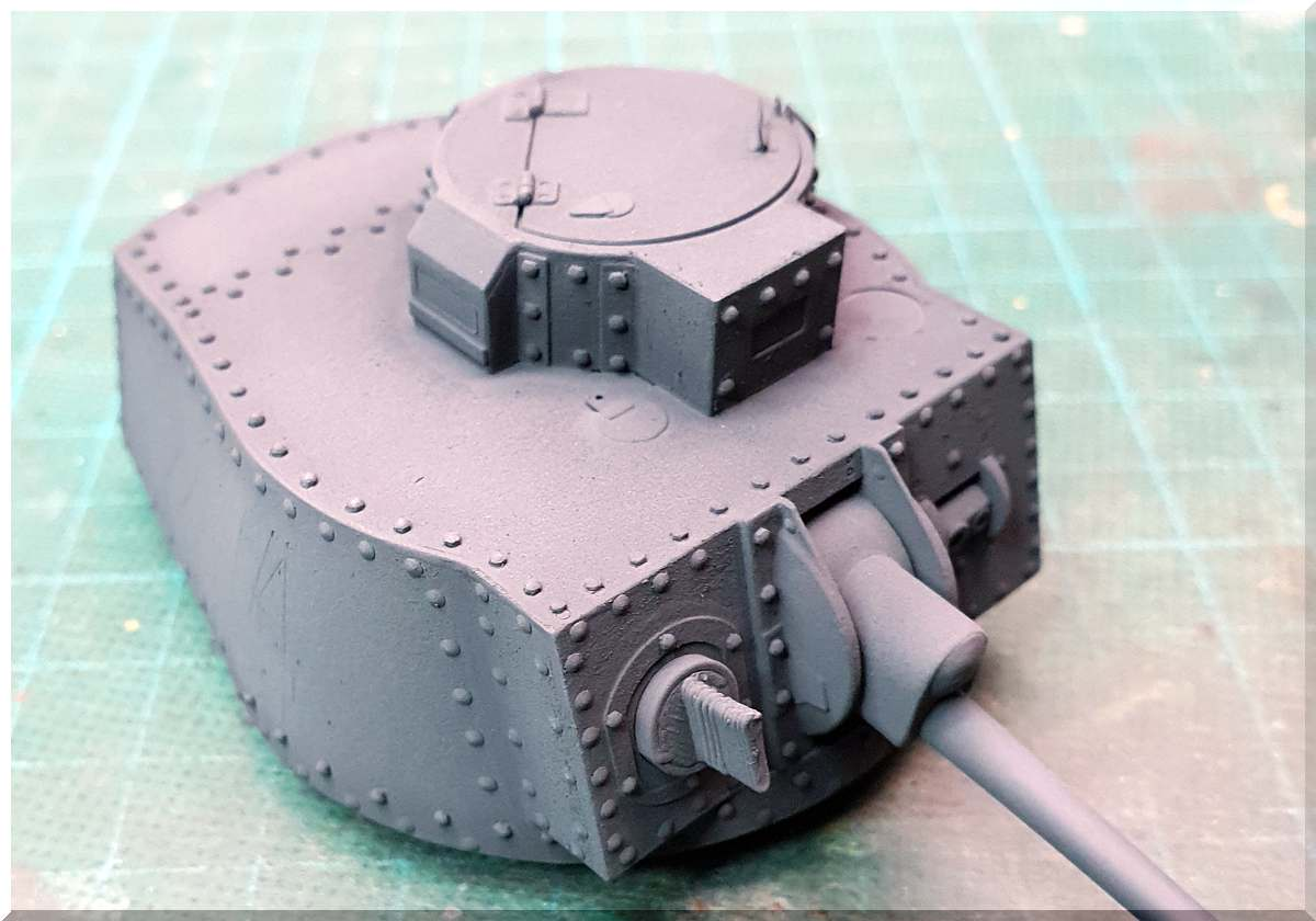 PzKpfw 38(t), model-hobby / Weapons of WWII, 1:25 - Seite 3 Bild_114