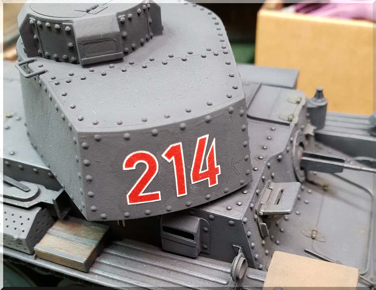 PzKpfw 38(t), model-hobby / Weapons of WWII, 1:25 - Seite 3 Bild_117