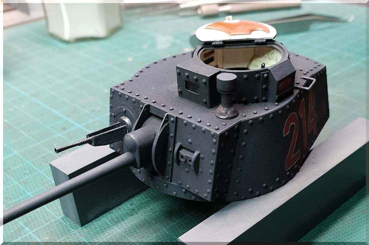 PzKpfw 38(t), model-hobby / Weapons of WWII, 1:25 - Seite 3 Bild_122
